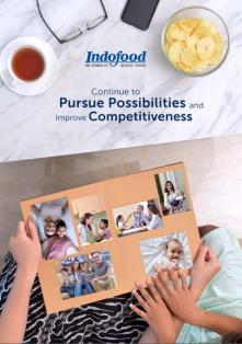 Indofood Annual Report 2017
