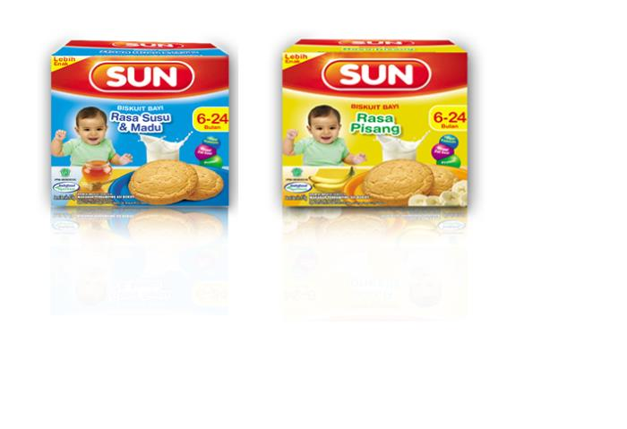 SUN Baby Rusk Biscuit