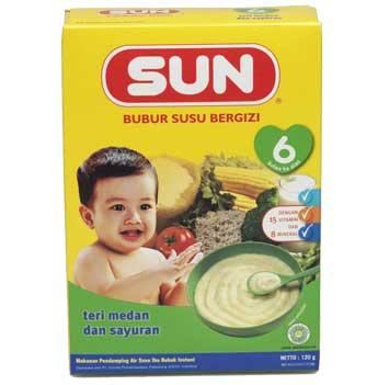 SUN Advance Baby Cereal